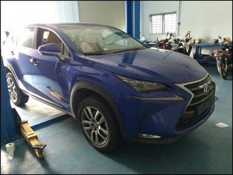 "Lexus NX 200t gia 3 ty dong ""bang xuong bang thit"" tai Viet Nam - Anh 1"