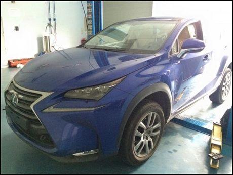 "Lexus NX 200t gia 3 ty dong ""bang xuong bang thit"" tai Viet Nam - Anh 2"