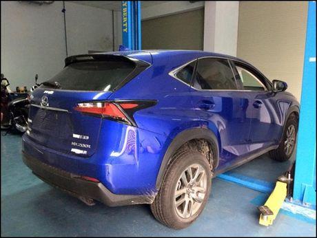 "Lexus NX 200t gia 3 ty dong ""bang xuong bang thit"" tai Viet Nam - Anh 3"
