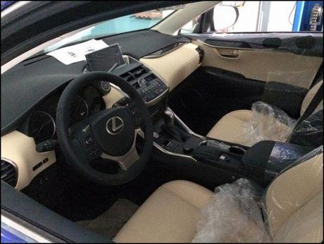 "Lexus NX 200t gia 3 ty dong ""bang xuong bang thit"" tai Viet Nam - Anh 4"