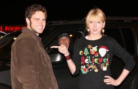 10 chang trai la nguon cam hung sang tac cua Taylor Swift - Anh 1