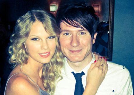 10 chang trai la nguon cam hung sang tac cua Taylor Swift - Anh 3