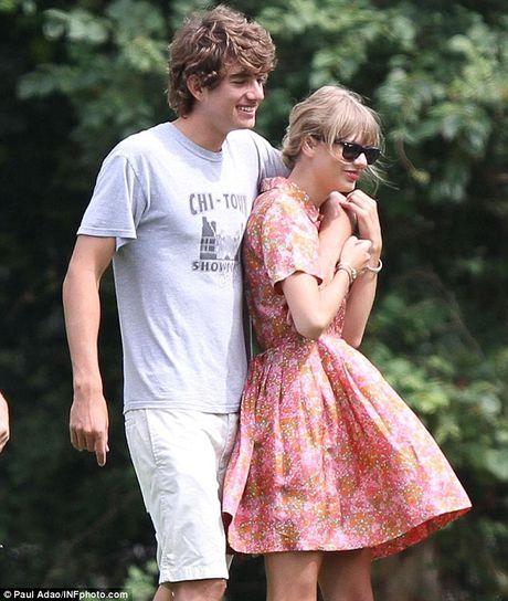 10 chang trai la nguon cam hung sang tac cua Taylor Swift - Anh 9
