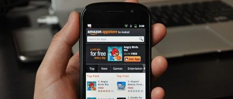 Cach cai va su dung kho ung dung Amazon Appstore - Anh 3