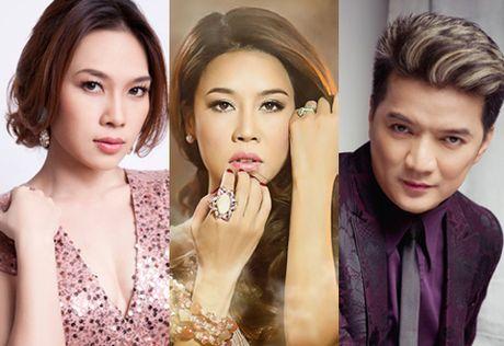 Tuan Hung chinh thuc len tieng truoc tin don ngoi 'ghe nong' The Voice 2015 - Anh 2