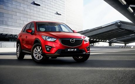 "Kia va Mazda giam gia ""manh"" trong thang 3 - Anh 1"