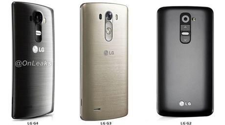 Tong hop thong tin ve LG G4 truoc ngay ra mat - Anh 1