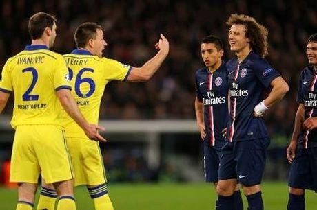 David Luiz de doa Chelsea, Mourinho che PSG da ban - Anh 2