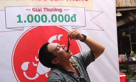 An bo cap, duong dua song duoc thuong 1 trieu dong - Anh 1
