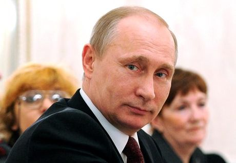 Cuoc hop bi mat cua Putin ve ke hoach sap nhap Crimea - Anh 1
