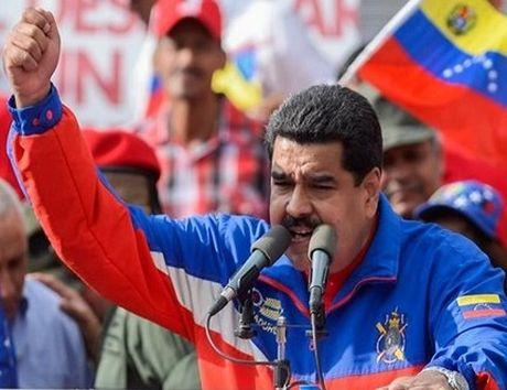 Cang thang voi My, Venezuela sap to chuc dien tap quan su quy mo lon - Anh 1