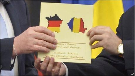 Romania be bang voi Duc vi in nham ban do - Anh 2