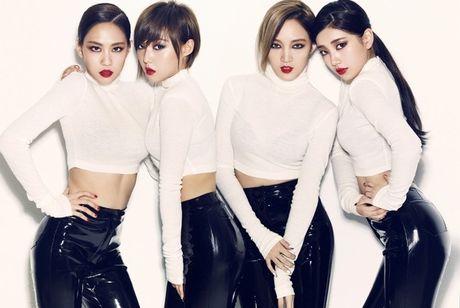 JYP thoat lo, tro lai vi tri dai gia Kpop - Anh 1