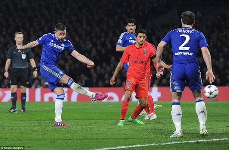PSG da bay Chelsea khoi cup chau Au - Anh 2