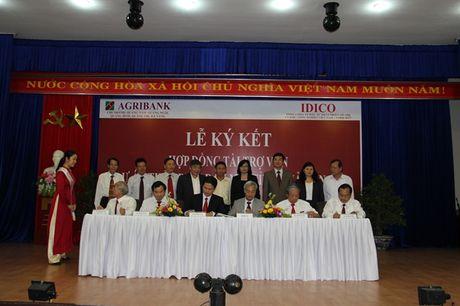 Agribank tai tro tren 1.000 ty dong cho thuy dien Dak Mi 3 - Anh 1