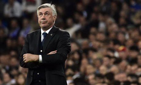Carlo Ancelotti: 'Real xung dang bi la o nhung toi khong lo mat viec' - Anh 1
