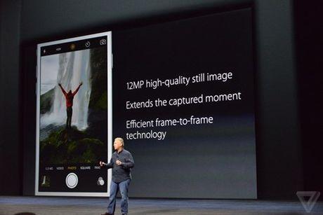 iPhone 6S va 6S Plus xuat hien, them phien ban mau hong - Anh 14