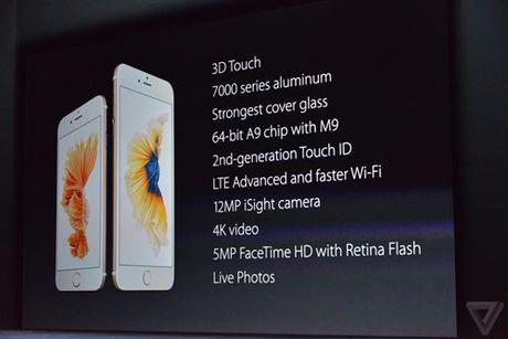 iPhone 6S va 6S Plus xuat hien, them phien ban mau hong - Anh 16