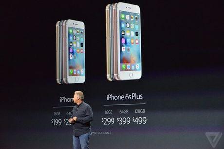 iPhone 6S va 6S Plus xuat hien, them phien ban mau hong - Anh 17