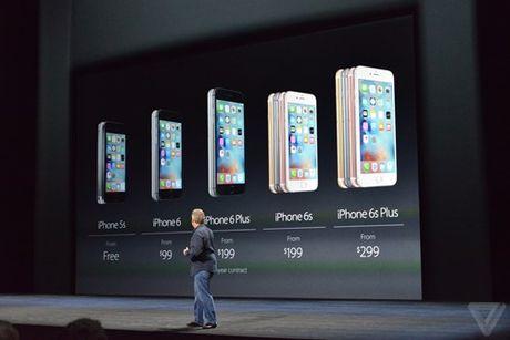 iPhone 6S va 6S Plus xuat hien, them phien ban mau hong - Anh 18