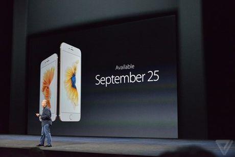 iPhone 6S va 6S Plus xuat hien, them phien ban mau hong - Anh 19