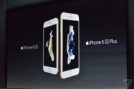 iPhone 6S va 6S Plus xuat hien, them phien ban mau hong - Anh 2