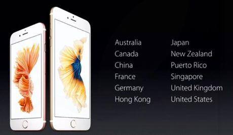 iPhone 6S va 6S Plus xuat hien, them phien ban mau hong - Anh 22