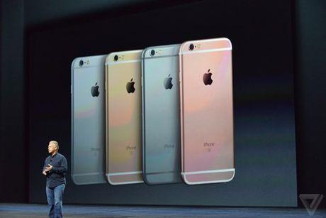 iPhone 6S va 6S Plus xuat hien, them phien ban mau hong - Anh 3