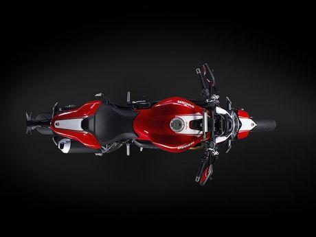 """""""Dien kien"""" Monster 1200R - naked bike manh nhat cua Ducati - Anh 13"""