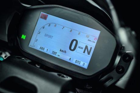 """""""Dien kien"""" Monster 1200R - naked bike manh nhat cua Ducati - Anh 5"""