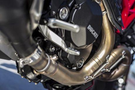 """""""Dien kien"""" Monster 1200R - naked bike manh nhat cua Ducati - Anh 8"""