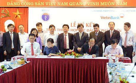 VietinBank danh 30.000 ty dong tiep suc cho nganh Y - Anh 2