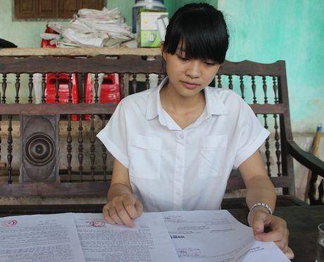 Kieu Nhi duoc nhan vao truong cong an - Anh 1