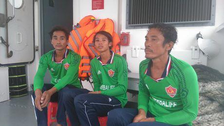 Chieu nay dua 11 thi the thuyen vien ve Vung Tau - Anh 1