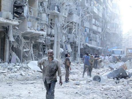 Ong Kerry: May bay Nga o Syria co the gay nguy hiem cho quan My - Anh 1