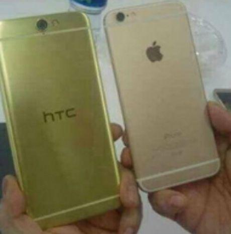 HTC One A9 tam trung sap ra mat - Anh 1