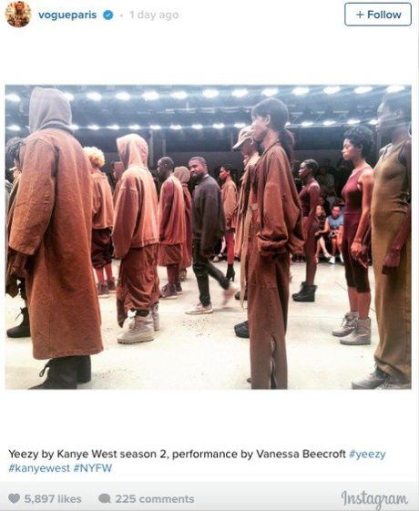 "8 ly do khien BST cua Kanye West cuc ""hot"" tai NYFW - Anh 10"