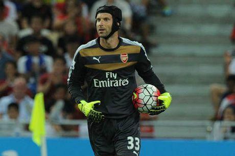 """Wenger: """"Petr Cech la chia khoa giup Arsenal ha Chelsea"""" - Anh 1"""
