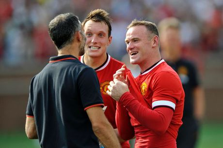 Man United don tin vui truoc tran gap Southampton - Anh 1