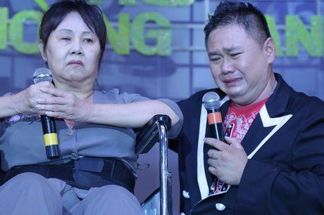 Minh Beo khoc nuc no ben nghe si Hoang Lan - Anh 4