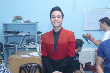 Minh Beo khoc nuc no ben nghe si Hoang Lan - Anh 9