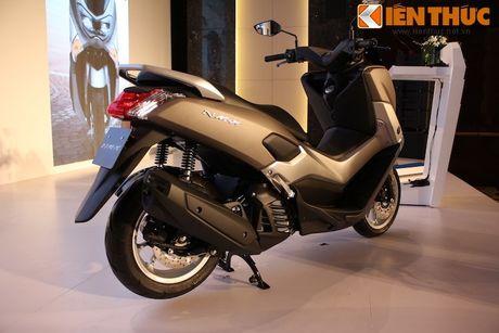 Can canh xe tay ga hang sang Yamaha NM-X tai Viet Nam - Anh 12