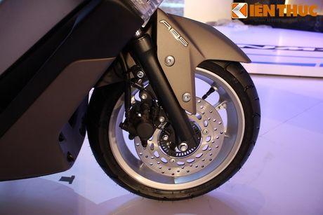 Can canh xe tay ga hang sang Yamaha NM-X tai Viet Nam - Anh 4