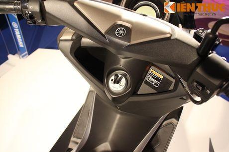 Can canh xe tay ga hang sang Yamaha NM-X tai Viet Nam - Anh 6