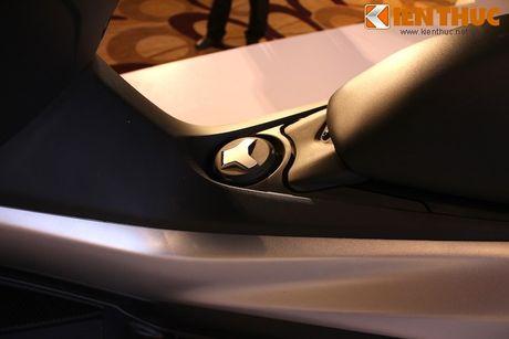 Can canh xe tay ga hang sang Yamaha NM-X tai Viet Nam - Anh 9