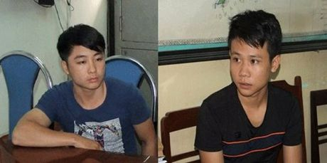 Bat giu nghi pham truy sat nha bao Nguyen Ngoc Quang - Anh 1