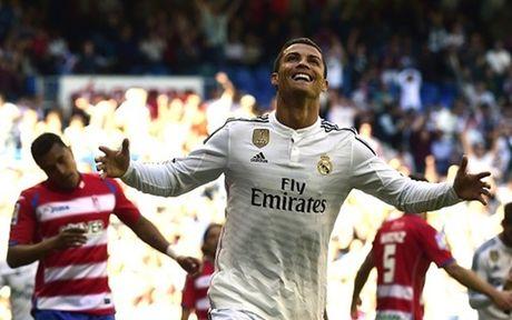 21h00 ngay 19/09, Real Madrid vs Granada: Moi ngon den Bernabeu - Anh 1