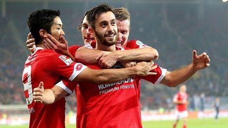 Vong 5 Bundesliga: Mainz bay tren doi canh Yunus Malli - Anh 2