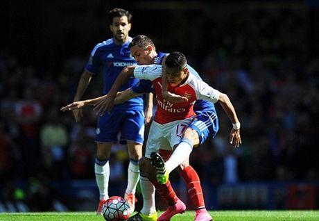 Chelsea 2-0 Arsenal: Tieu xao va the do nhan chim Arsenal - Anh 1