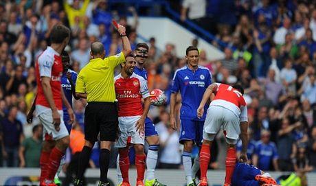 Chelsea 2-0 Arsenal: Tieu xao va the do nhan chim Arsenal - Anh 5